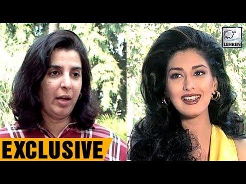 Download Duplicate (1998) - Sonali Bendre & Farah Khan's Exclusive Interview | Lehren Diaries