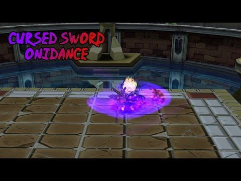 Getamped X Thailand Accessory Cursed Sword Onidance