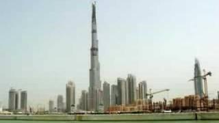 The Address Downtown Burj Dubai (August 2008)
