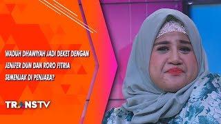 RUMPI - Dhawiyah Jadi Deket Dengan Jenifer Dun Dan Roro Fitria Semenjak Di Penjara? (13/9/19) Part 3