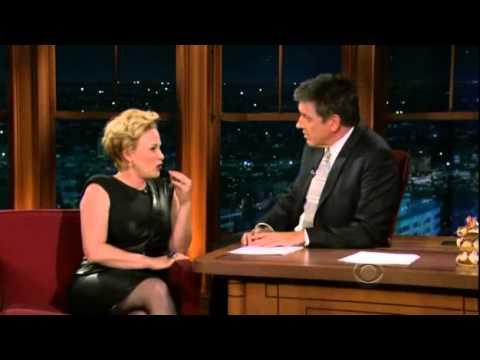 Late Late Show with Craig Ferguson 10/1/2009 Patricia Arquette, Dominic Cooper