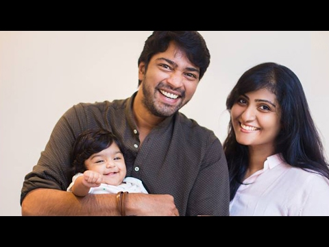 Allari Naresh's Daughter Evika Photos