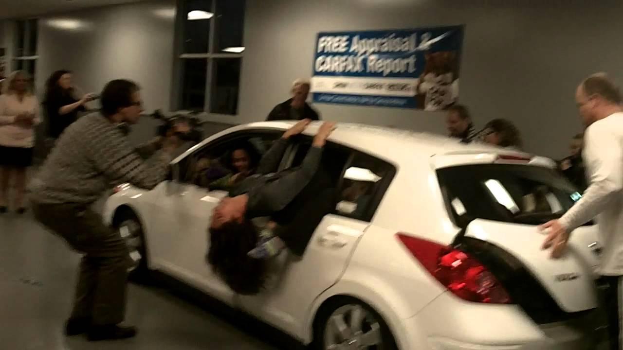 ballard high school fastpitch - 2013 vype / neil huffman car cram