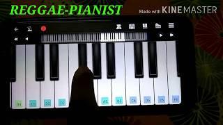 Adaimalai varum athil nanaivomey song in Mobile piano ❤️