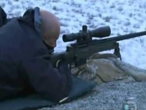 Future Weapons Arctic Warfare sniper