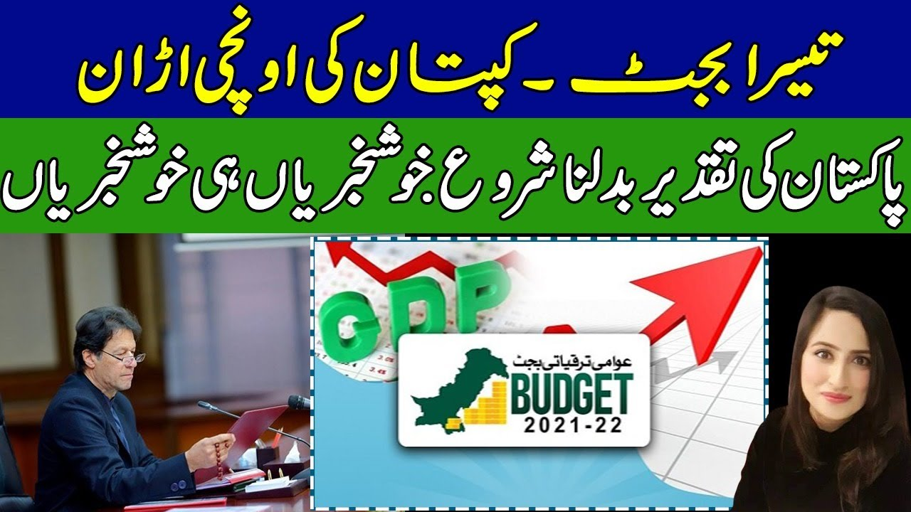 Pm Imran Khan's Big SIXER in Budget 2021-2022 Detail By Maleeha Hashmey