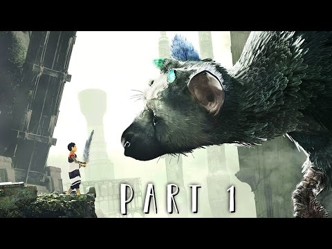THE LAST GUARDIAN Walkthrough Gameplay Part 1 - Trico (PS4 PRO)
