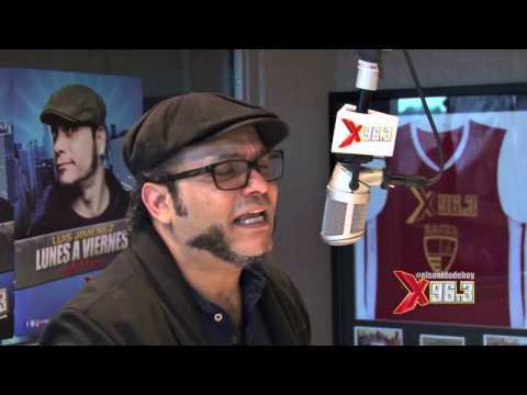X96.3's Joel Santigo Entrevista Con Luis Jimenez (Full Interview)