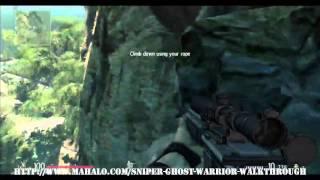 Sniper: Ghost Warrior Walkthrough - Mission 1: One Shot, One Kill 2/2