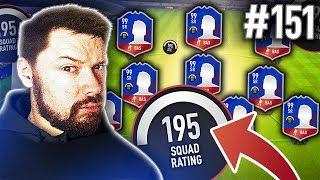 195 DRAFT CHALLENGE! - FIFA 18 Ultimate Team Draft #151