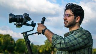 BEST GIMBAL for DSLR & MIRRORLESS Camera? Feiyutech AK4500 Review