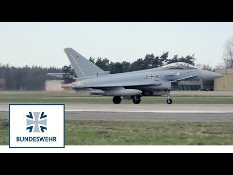 Vorbereitung Des Luftwaffengeschwaders 71 Auf Blue Flag 2019 In Israel - Bundeswehr
