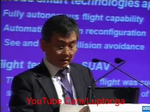 High Speed Vertical Take-Off Landing [VTOL] Unmanned Aerial Vehicle [UAV] with Smart Technologies