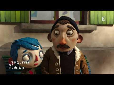 Enquêtes de région : street art et cinéma d'animation