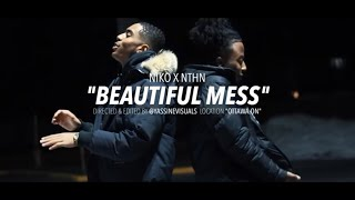 NMT Niko x NTHN - Beautiful Mess | Shot By @YassineVisual | (WSC Exclusive - Official Music Video)