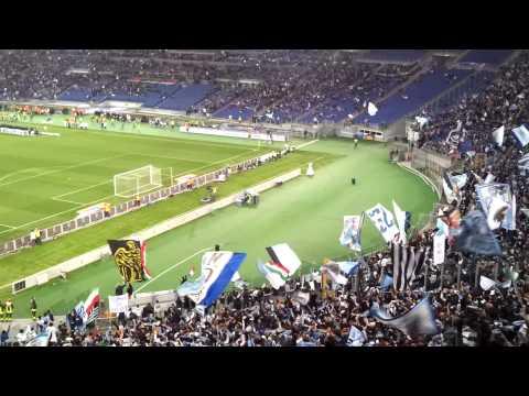 Rome: football Lazio-Juventus