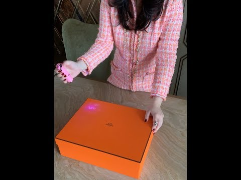 Dondi~Look at the Hermes water marks ~Unboxing VIP Kelly 25