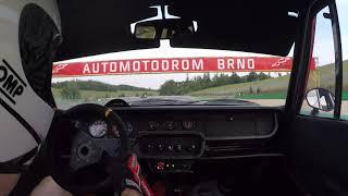 Brno circuit trackday 12.8.2021 - 18:30-18:55