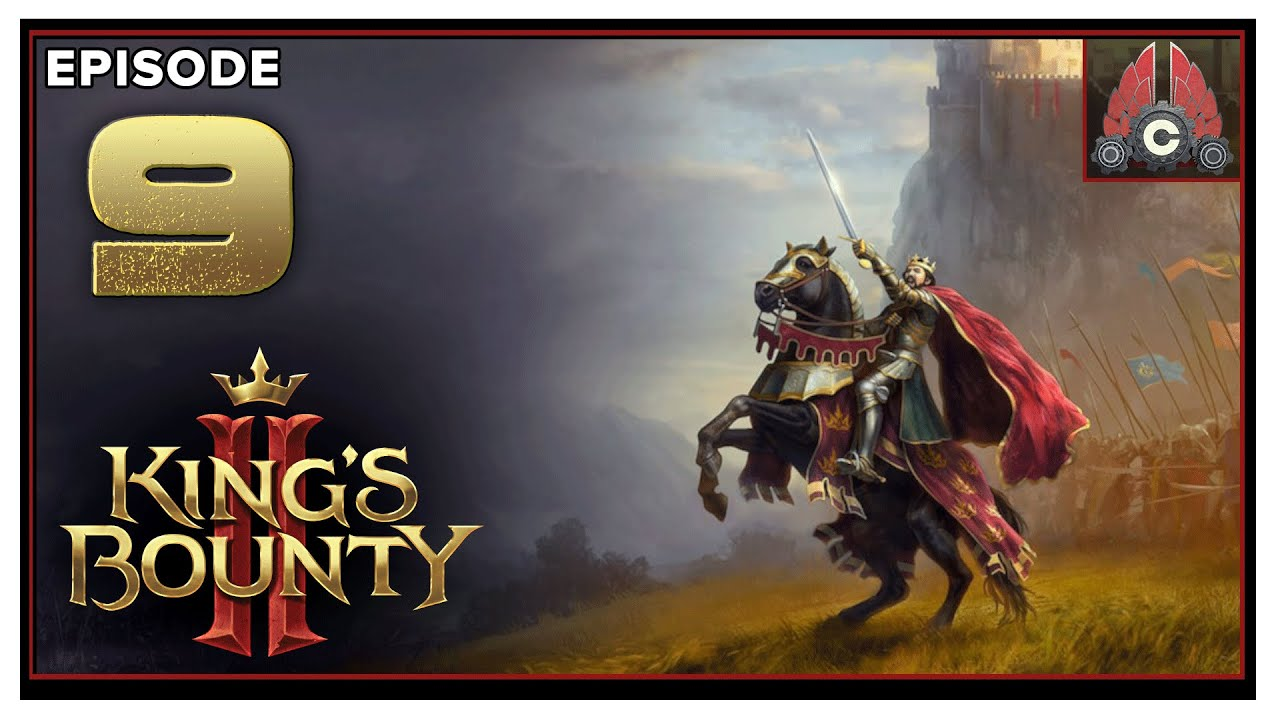 CohhCarnage Plays King's Bounty II - Episode 9