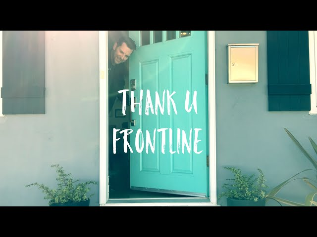 'Thank U Frontline' by Chris Mann (Alanis Morissette)