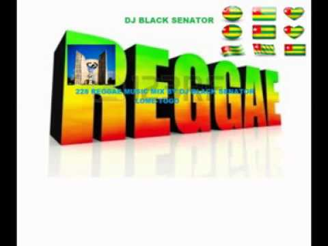 TOGO REGGAE MUSIC BOX  BY DJ BLACK SENATOR XXL 228 REGGAE MIX