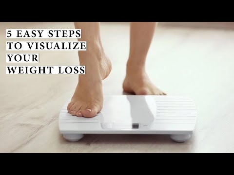 5 Easy Steps To Visualize Your Weight Loss