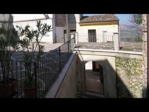 Bugnara (AQ )-Parte I -il Borgo Antico