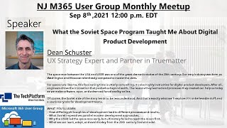 What the Soviet Space Program Taught Me About Digital Product Development - Dean Schuster