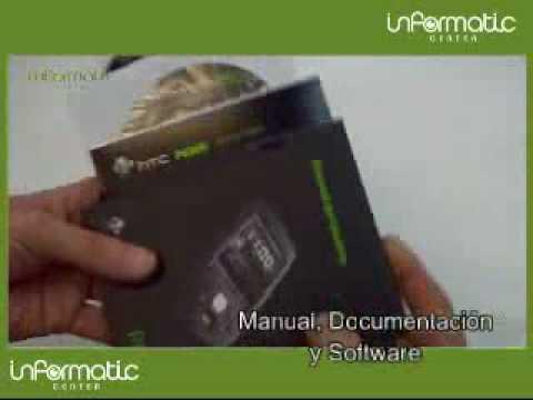 Unboxed HTC P6500