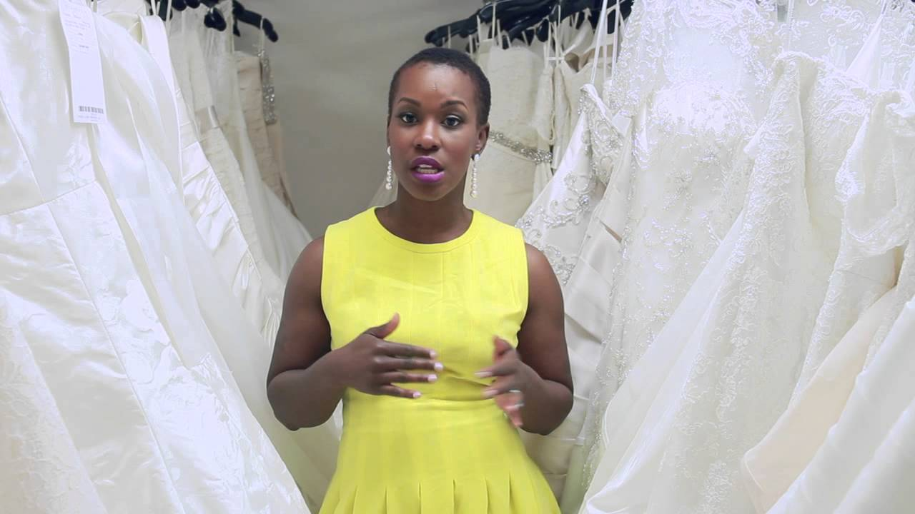 10 Tips to Help You Find Your Dream Wedding Dress - YouTube