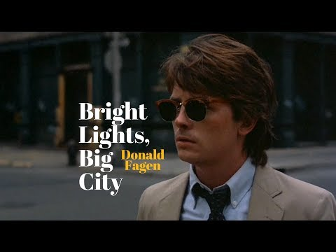 Donald Fagen - Bright Lights, Big City (1988)