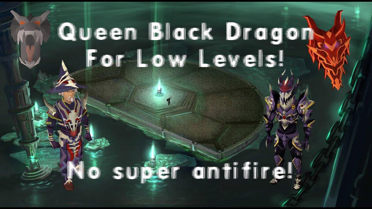 Strategies for Mithril dragon | RuneScape Wiki | FANDOM ...