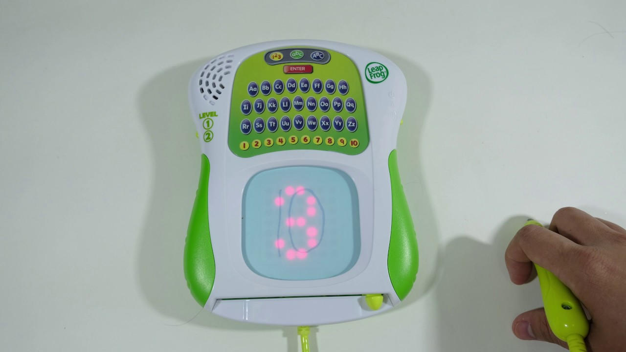 leapfrog scribble & write We love the energetic blending of learning, play and technology that leapfrog does so well they've earned their top-of-mind spot with their interactive,.