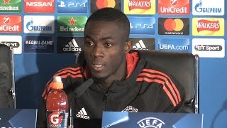 Eric Bailly Full Pre-Match Press Conference - Manchester United v Benfica - Champions League