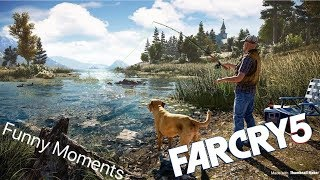 MURDER CRAZY - Far Cry 5 Funny Moments & Fails