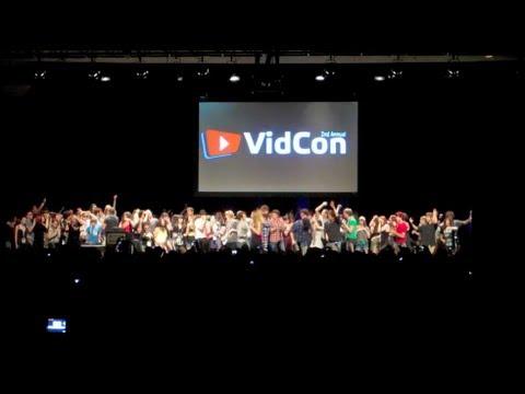 Vidcon Day 3