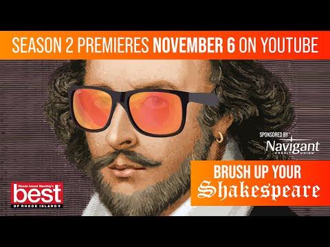 Brush Up Your Shakespeare: Season 2 Teaser