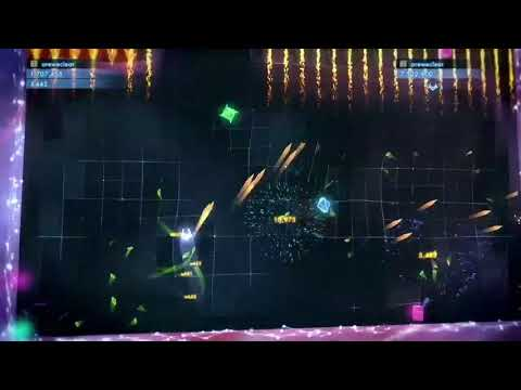 Geo Wars 3d new high score