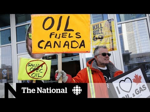 CBC News: The National: NEB renews Trans Mountain pipeline approval, supporters not sold yet