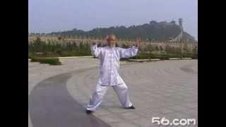80-летний китайский мастер тайчи