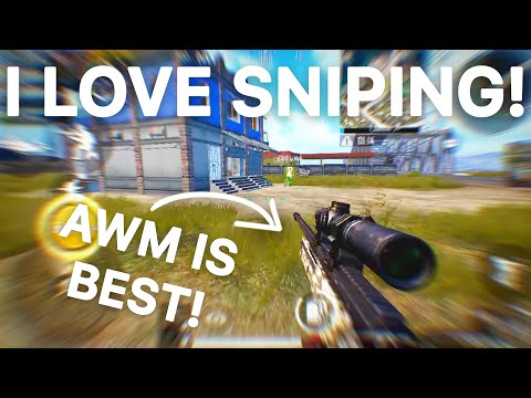 PUBG Mobile SNIPING.EXE! (If You Love Sniping WATCH THIS)! Sniper Montage My Best Moments #3