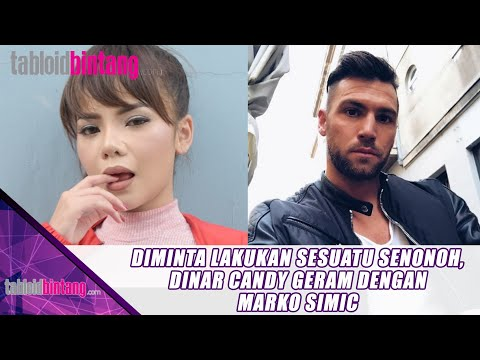 Dinar Candy Ngaku Diminta Buka Baju Oleh Marko Simic, Begini Ceritanya