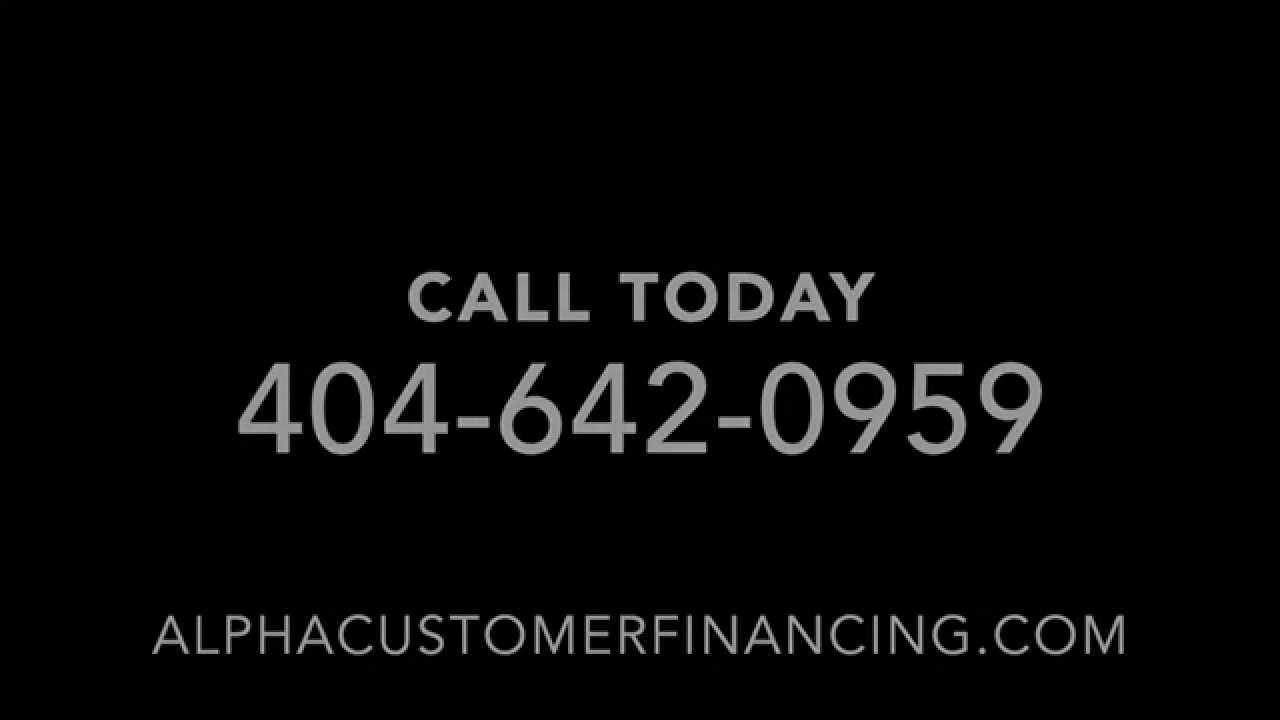 Get Consumer Financing 404-642-0959
