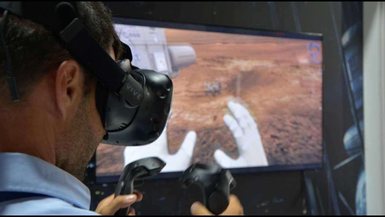 c423423d150 VR AR in Space  The Next Space Revolution  - YouTube