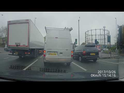 Driving in London 4k dashcam a406 north circular road