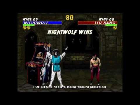 [Sega Genesis] - Mortal Kombat 3 - All Fatalities, Animalities and Friendships