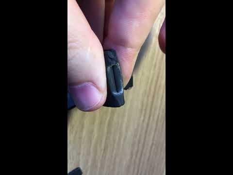 Garmin FR70 Rubber band flaw/destruction. Is it worth buying?