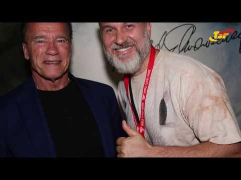 Сколько $ СТОИЛА $ встреча с Арнольдом ШВАРЦЕНЕГГЕРОМ? Arnold Classic Eurоре 2019!