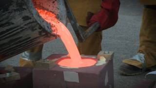 First Cast Iron Pour Event to launch Metal Monkeys