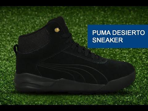 verfügbar Fabrik riesiges Inventar Обзор ботинок Puma Desierto Sneaker